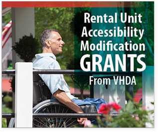 Rental Unit Accesibility Modification Grants